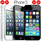 PRISTINE Apple iPhone 5 - 16GB 32GB 64GB - Unlocked SIM Free Smartphone GRADE A+