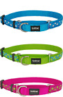 Red Dingo Martingale Collar Stylish & Hard-Wearing Slip Collar for Dogs FREE P&P