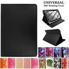 """For Lenovo Tab 4 8"""" 10"""" inch Tablet Folio Shockproof PU Leather Case Stand Cover"""