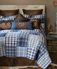 Ranch Hand Bed Set or Single Quilt - Free Shipping image