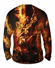 "Yizzam - ""the Fall Of The Damned""-  New Mens Long Sleeve Shirt"
