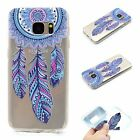 Cute Painted Soft TPU Shockproof Slim Back Case Cover For Samsung Galaxy Phones фото