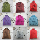 wholesale Chinese sequins satin-covered shoes bag Storage Bags