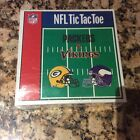 NFL Tic Tac Toe Packers And Viikings Game New In Box