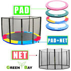 Replacement Trampoline Spring Cover Padding Pads Safety Net Enclosure Surround