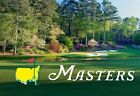 2017 Masters Practice Round Tickets- 2 Tickets for Monday 4 03 17