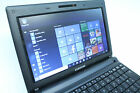 "Samsung laptop netbook 10.1"" 250GB Intel Atom 1.66GHz 2GB Webcam Windows 10"