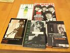 Four (4) books & magazine about music ? All New