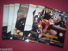 2008/09 - WOLVES HOME PROGRAMMES CHOOSE FROM