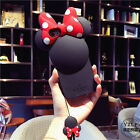 3D Cute Mickey Minnie Silicone ShockProof Phone Case Cover For iPhone 5 6 7 Plus