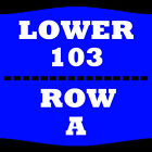 1-4 TIX FESTIVAL OF LAUGHS: MIKE EPPS 4/21 SEC 103 ROW A CHAIFETZ ARENA ST LOUIS