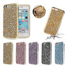 NEW Bling Glitter Diamond Protective Hard Back Case Cover For iPhone 6S 7 Plus