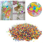 Coloful Crystal Water Plant Flower Jelly Soil Mud Hydro Gel Pearls Beads Balls##