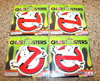 Set of 4 GhostBusters Sticker Decals 5 1/2 x 4 3/4 Ghostbusters party supplies