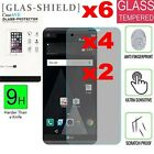 6Pcs Tempered Glass Film Screen Protector For LG Aristo LV3 MS210
