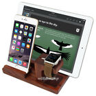 Wood Charging Dock Station Holder for Apple Watch iWatch iPhone 7/ i Pad 2 3 4