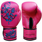 Kids Boxing Gloves Sparring Punch Bag Training Mitts Girls Ladies 4,6,8,10 OZ