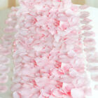 100-2000 Silk Rose Petals Confetti Flower Table Celebration Wedding Decoration