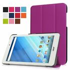 Tablethutbox Slim Smart Cover Case For Acer Iconia One 8 B1 850 Tablet