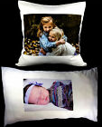 Personalised Cushion Cover Pillow Case Collage Printed Photo Christmas Gift Xmas