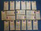 Listing only as photo reference for minnimouse704 Fizzy Moon 'Occasions' Stamps
