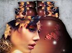 Looking at the butterfly 4 Piece bedding set   -5 sizes available