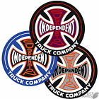 "INDEPENDENT TRUCK CO ""Suspension"" Skateboard Sticker Decal INDY Choose Colour"