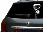 Betty Boop Inspired Window Car Decal / Cartoon Inspired Car Decal $17.96 CAD