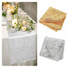 275 x 30cm Sequin Table Runner Wedding Party Home Table Decoration Sparkly Bling