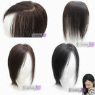 100 human hair wigs for sale - SALE 9*10cm base top piece 100% Human Hair Topper Hairpiece Top Wig For Women
