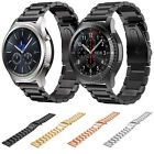 Samsung Gear S3 Classic/Frontier Stainless Steel Watch Band Strap Bracelet Belts