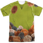 Star Trek Original Series TRIBBLE TREK 1-Sided Sublimated Big Print Poly T-Shirt