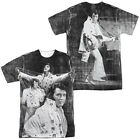 Elvis Presley LEGENDARY PERFORMANCE 2-Sided All Over Print Poly T-Shirt