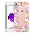 Hello Kitty My Melody Gudetama Jelly Cover iPhone XS Max XR X 8 7 6S 6 Plus Case