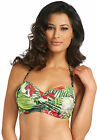 Fantasie 5900 Malola Underwired Twist Bandeau Bikini Top New Womens Swimwear