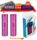 Efest 18650 3100Mah 20A Flat-Top High-Drain IMR lot Rechargeable Battery 3.7v