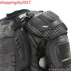 Full Motorcycle Body Armor Shirt Jacket Motocross Back Shoulder Protector Gear