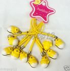 Lot Japanese Anime Cell Phone Strap JINGLE BELLS Dangle Charms Party Gifts P40