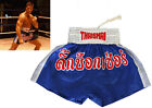 JCVD THAISMAI KICKBOXER SHORTS JEAN CLAUDE VAN DAMME MUAY THAI MOVIE PROP TRUNKS
