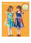 "Kwik Sew Sewing Pattern Ellie Mae Children's Dresses 18"" Doll Clothes PJs Smocks"