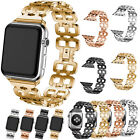 Women&Men Stainless Steel Strap Bracelet Watch Band For Apple iWatch Series 1/2