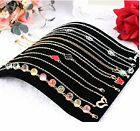 Jewelry Display Storage Mannequin Necklace Bracelet Watch Stand Holder 15 Kinds