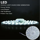 NEW ceiling Light absorb dome Bulb White 12w 18w 24w 36w led Replace Lamp source