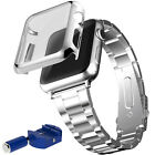Stainless Steel Strap Band+Case Cover W/ Tool For Apple iWatch Series2 38mm/42mm
