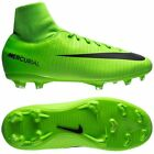 Nike Mercurial Victory VI FG  2017 Dynamic Fit Soccer Shoes Green Kids Youth