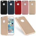 Luxury Ultra Thin Matte Slim Hard Back Case Cover For Apple iPhone 6 7 & 7 Plus