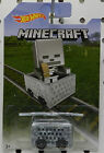 5 SKELETON 2017 MINECART MINECAFT HW HOT WHEELS