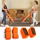 UK Lifting Shoulder Straps Moving Lift Aid Tool Heavy Furniture Appliances Dolly