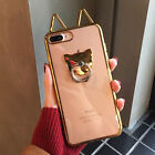 3D Cute Luxury Bling Diamond Crystal Glitter Mickey Mouse Soft Phone Case Cover