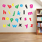 Nursery Kids Children Alphabet Letters A to Z Writing Wall Stickers Decal Kid A7